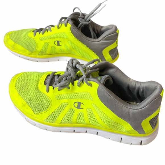 Mens Breeze Runner Neon Yellow